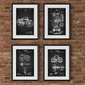Vintage Posters - Bicycles