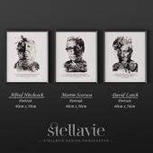 Stellavie Fine-Art-Print - Movie Director Portraits