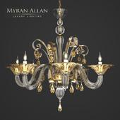 Venetian Chandelier 6465, Myran Allan
