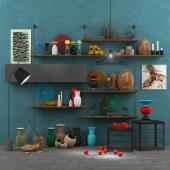 Decorative set / decorative set