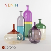 Bolle bottles Venini