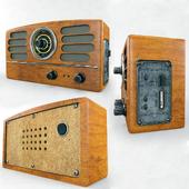 Retro radio Hyundai RA 302
