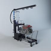 SuperFlow - система для проверки силовых характеристик двигателей