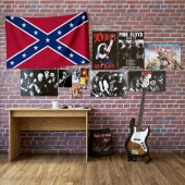 The decor of the room for a teenager №1