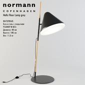 Hello Floor Lamp (Normann Copenhagen)