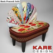 Яркая софа Kare Design