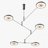 Holly Hunt Helios Chandelier