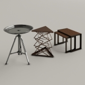 Tables of homeconcept