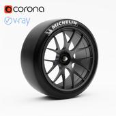 BBS wheels and slick Ring