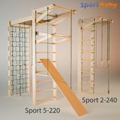 """Kids Corner - """"Sport 5-220 and Sport 2-240"""