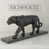 Eichholtz panther on marble