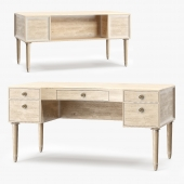 Michael Berman limited Venice Desk