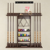 Cue Stick Storage Rack - Pottery Barn