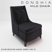 Donghia Milo Chair