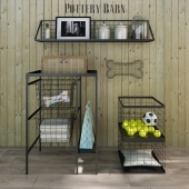 Set for dog KELLAN PET ALL-IN-ONE CAR Pottery Barn