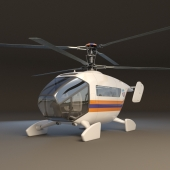 Helicopter Emergency Situations Ministry