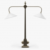 Dering Hall The Scholars Lamp