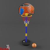 Simba Sports and Action-Basketball Play Set