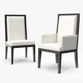 Holly Hunt City Dining Side Chair