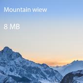 Mountain wiew