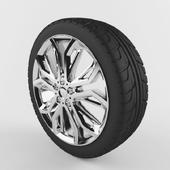 Wheel bmw