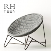 RH / COSMO LOUNGE CHAIR