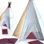 Shelter for children №4 (children's tent)