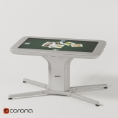 Interactive entertainment and learning game table Smart Table 442i