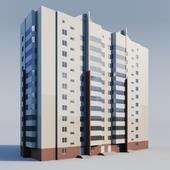 12-этажный жилой дом