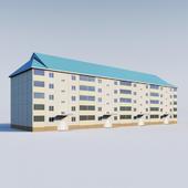 5-этажный панельный дом