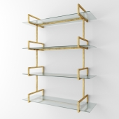 Auley from the uttermost - wall shelf
