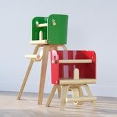 Baby chair Carota