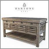 """DANTONE"" firms kitchen island"