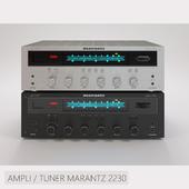 Ampli Tuner Marantz 2230
