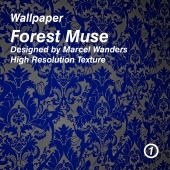 Forest Muse Wallpaper
