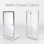 WalkIn Shower Cabins