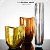 Amphore Metalic