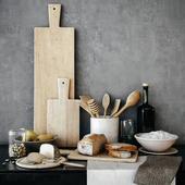 Декор для кухонного стола