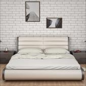 Bed Serenissima 110DXP