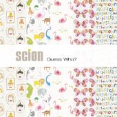 Обои Scion детская коллекция Guess who?