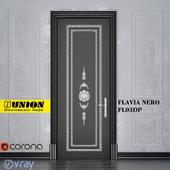 Дверь FLAVIA FL03DP Nero