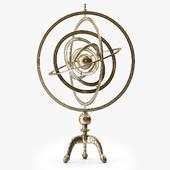 Arteriors Copernicus Armillary