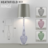 Floor lamp HEATHFIELD & Co HINGE