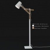 Mantra Looker Floor Lamp
