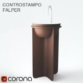 Floor sink controstampo from FALPER