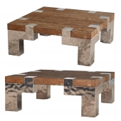 Tables coffee from solid teak Prius 80
