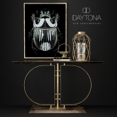 """DAYTONA"" JOSEPHINE - CONSOLE TABLE"