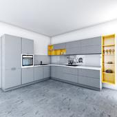 Kitchen: ALNOPLAN