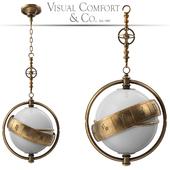 Люстра Visual Comfort Zodiac Pendant Light