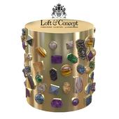 Bejeweled STOOL